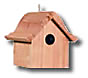 Accessorize with a bird house