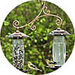 Sip & Seed Wild Bird  Feeders