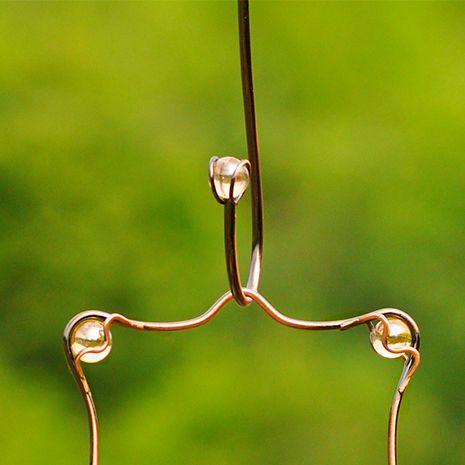 Copper finish hanging Hook