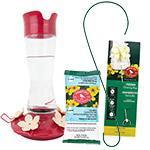 Perky-Pet® Top Fill Starter Hummingbird Kit