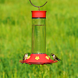 Perky-Pet® Hummingbird Feeder Base with Built-in Bee Guards