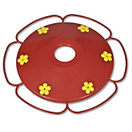 Perky-Pet® Red Top with Flowers Oasis