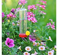 Perky-Pet® Planter Box Plastic Hummingbird Feeder with Hanger
