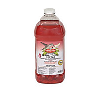 Red Liquid Hummingbird Nectar Ready-to-Use 64 oz Bottle