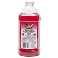 Red Liquid Hummingbird Nectar Concentrate 64 oz Bottle