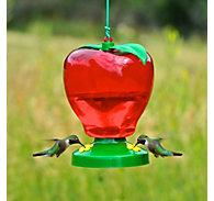 Perky-Pet® Apple Plastic Hummingbird Feeder