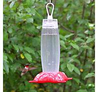 Garden Song® Rose Petal Hummingbird Feeder