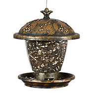 Perky-Pet® Holly Berry Gilded Chalet