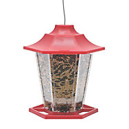 Perky-Pet® Red Carriage Bird Feeder