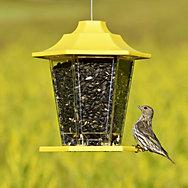 Perky-Pet® Yellow Carriage Bird Feeder