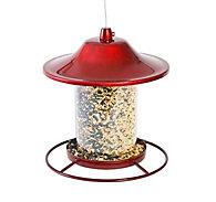 Perky-Pet® Red Sparkle Panorama Feeder
