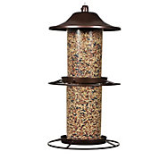 Perky-Pet® 2-Tier Panorama Bird Feeder