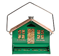 Perky-Pet® Squirrel-Be-Gone® II Home Style Wild Bird Feeder