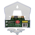 Perky-Pet® Window Bird Feeder 1/2 lb