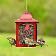 Perky-Pet® Red Sparkle Lantern Feeder