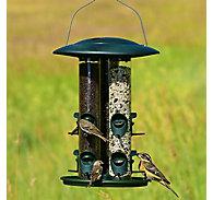 Birdscapes® Safari Triple Tube Wild Bird Feeder