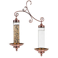 Perky-Pet® Copper Sip & Seed™ Bird Feeder