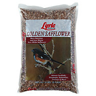 Lyric® Golden Safflower Bird Seed - 5 lb Bag