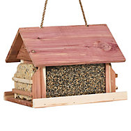 Perky-Pet® The Lodge Wild Bird Feeder