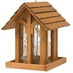 Perky-Pet® Mountain Chapel Bird Feeder