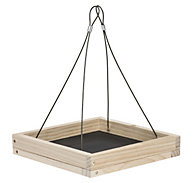 Perky-Pet® Hanging Tray Bird Feeder