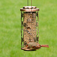 Birdscapes® Copper Meadow Birdfeeder