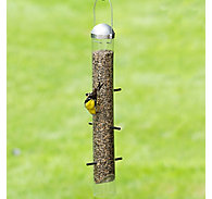 Perky-Pet® Patented Deluxe Upside Down® Thistle Feeder