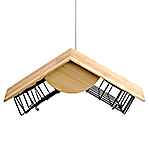 Perky-Pet® The Loft Bamboo Feeder