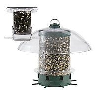 K-Feeders® Super Carousel And Window Wild Bird Feeders
