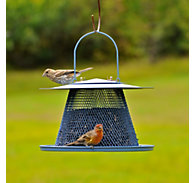 NO/NO® Blue Bell Wild Bird Feeder