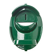Perky-Pet® Hunter Green 2-in-1 Port