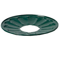 Perky-Pet® Hunter Green Seed Catching Tray