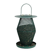 NO/NO® Lantern Forest Green Wild Bird Feeder