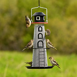 Perky-Pet® Solar Lighthouse Finch Feeder