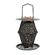 NO/NO® Mixed Seed Lantern Wild Bird Feeder