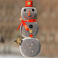 NO/NO® Snow Woman Wild Bird Feeder