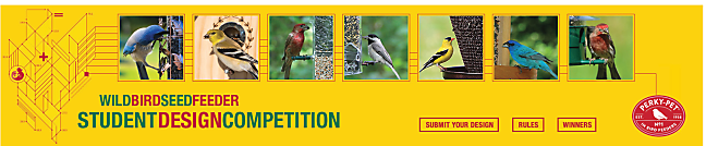 2017 Wild Bird Feeder Design Competition