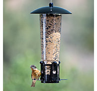 Perky-Pet® Squirrel-Be-Gone® Max Bird Feeder with Flexports® – 3 lb