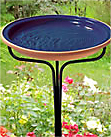 Accessorize with a bird bath