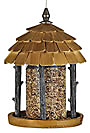 hopper feeder fly-through, hopper bird feeders