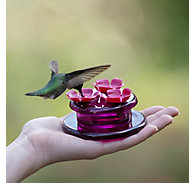 Perky-Pet® Handheld & Tabletop Hummingbird Feeder - 2 oz