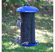 Perky-Pet® Large Dual Mesh Bird Feeder – 8 lb Seed Capacity