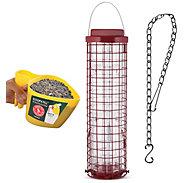 Perky-Pet® Seed Feeder Basics Kit