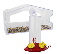 Perky-Pet® All-Year Window Feeder Kit