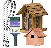 Perky-Pet® Closer to Nature Wood Feeder Kit