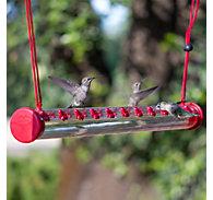 Perky-Pet® 2 ft Hummerbar® Hummingbird Feeder - 16 oz Nectar Capacity