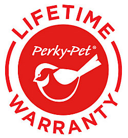 Perky-Pet® Lifetime Warranty