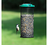 Perky-Pet® Sunflower Mesh Bird Feeder - 3 lb Seed Capacity