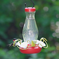 Perky-Pet® Funnel-Fill 16 oz Glass Hummingbird Feeder