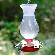 Perky-Pet® Funnel-Fill 32 oz Plastic Hummingbird Feeder